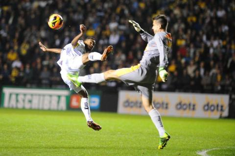 Criciúma 1x1 Atlético -MG - Campeonato Brasileiro 2013