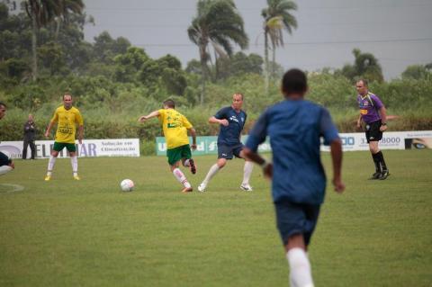 Jogo-treino entre Avaí e Brusque
