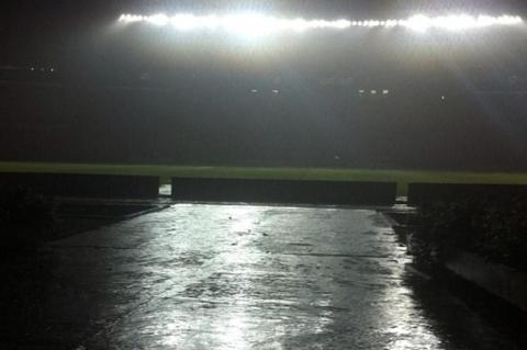 Chuva em São Luís adia jogo entre Avaí e Sampaio Corrêa