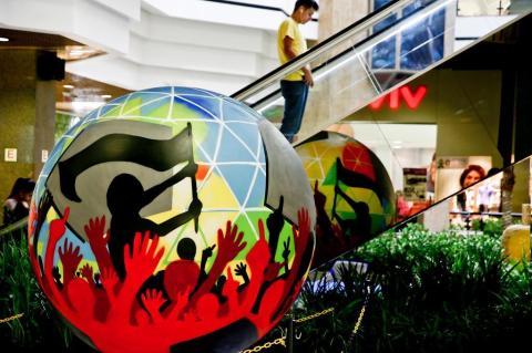 Ball Parade chega a Florianópolis
