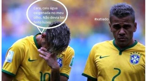 Confira os memes da Copa do Mundo