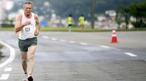 Imagens da Maratona Caixa de Santa Catarina