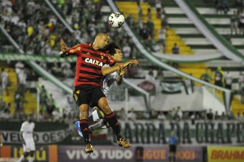 Chapecoense x Sport -Brasileirão 2014