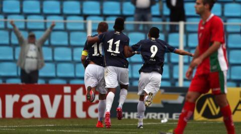 Lances do jogo entre Avaí e Boa Esporte pela Série B