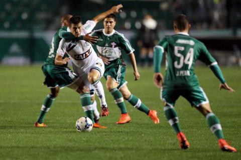 Lances de Figueirense e Palmeiras, pela 25ª rodada da Série A