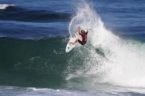 John John Florence nas ondas da Barra da Tijuca
