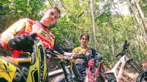 Montain bikers se destacam no país