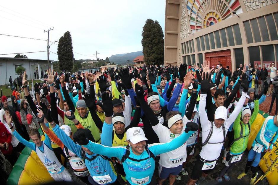 Largada da prova irá reunir 760 corredores em 2015
