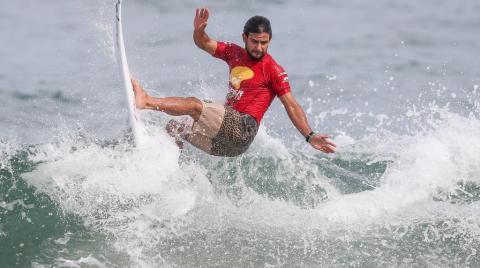 Confira o dia de competições de surfe em Maresias