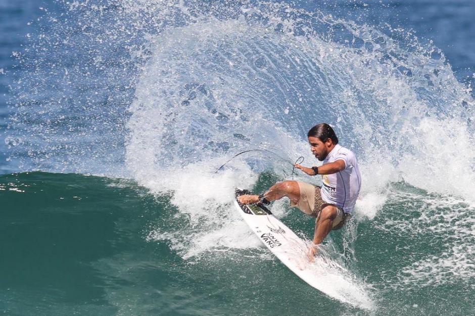Tomas Hermes foi o melhor catarinense na competição