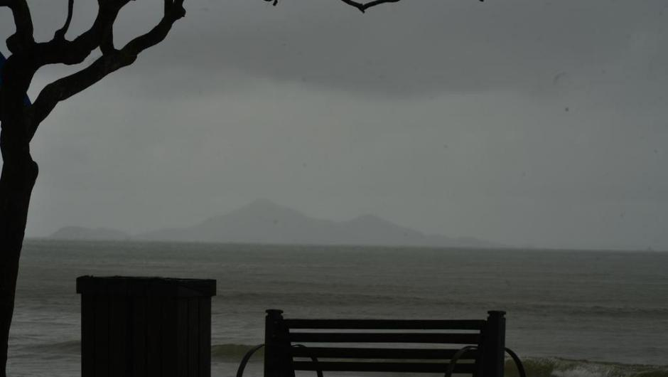 Sol, calor, chuva e frio marcaram o clima instável neste final de agosto e início de setembro no Litoral Norte catarinense.