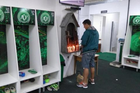 Chapecó vive dia de luto após acidente trágico com equipe do Chapecoense