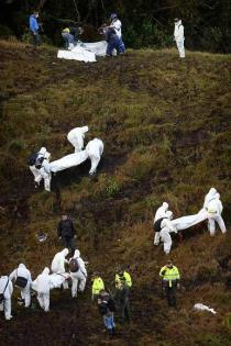 Pelo menos 70 pessoas morreram na queda